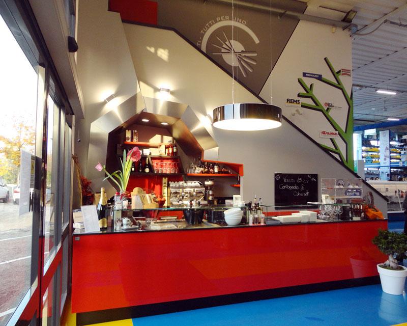 Corner café Viteria 2000: bar a Villotta di Chions (Pn)