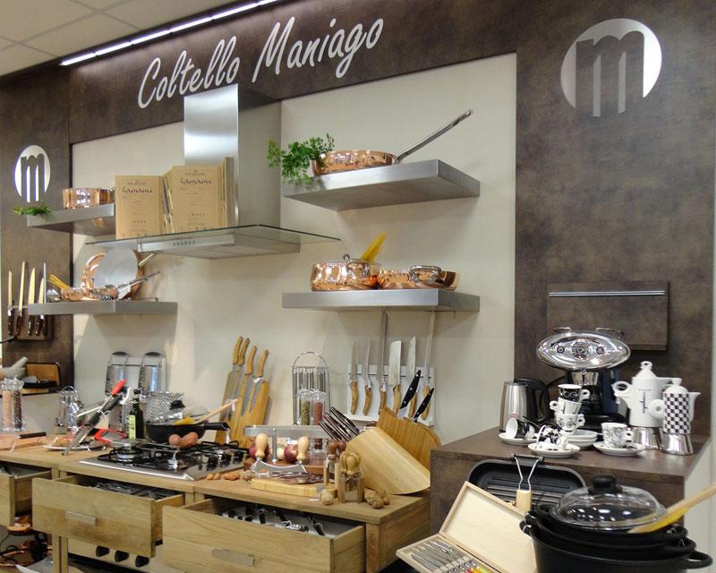 Maserin: coltellerie realizzate a Maniago (Pn)