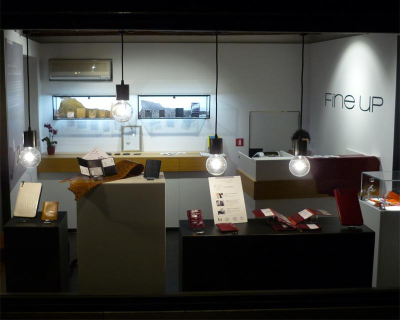 Fine Up: negozio di accessori e pelletterie a Venezia
