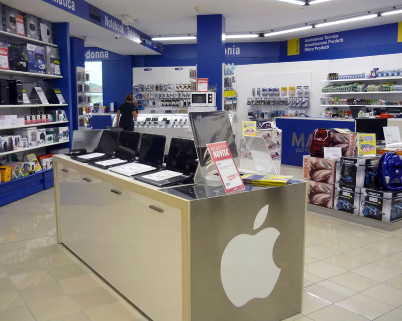 Mas Elettromarket: elettronica a Ca' Savio (Ve)