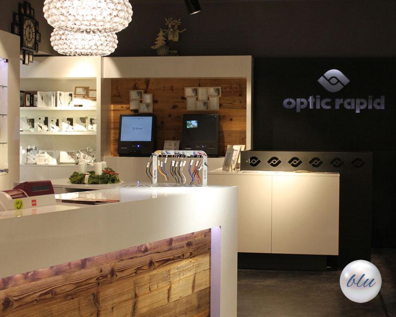 Optic Rapid: ottica realizzata a Dobbiaco (Bz)