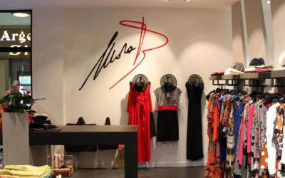 Mara B: arredare un negozio di abbigliamento innovativo