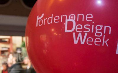 Lezioni in vetrina: lo spazio prende vita alla Pordenone Design Week
