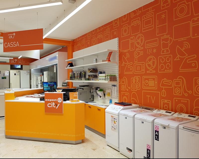 Arredamento Expert city Saccon Elettrodomestici - San Vendemiano (Tv)