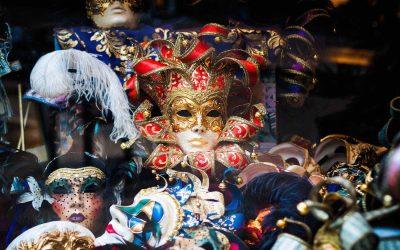 Una festa per il tuo negozio: consigli per allestire le vetrine di Carnevale
