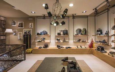 Arredamento negozio di scarpe, alcuni consigli