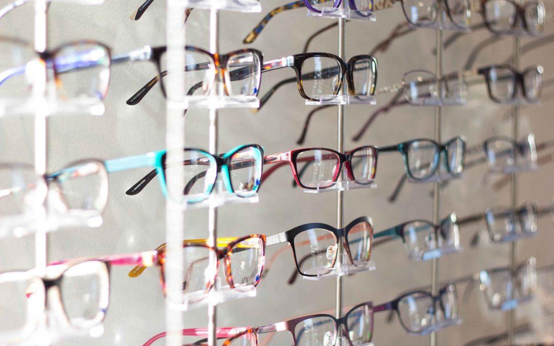 Arredare un negozio di ottica, ridare vista alla bellezza