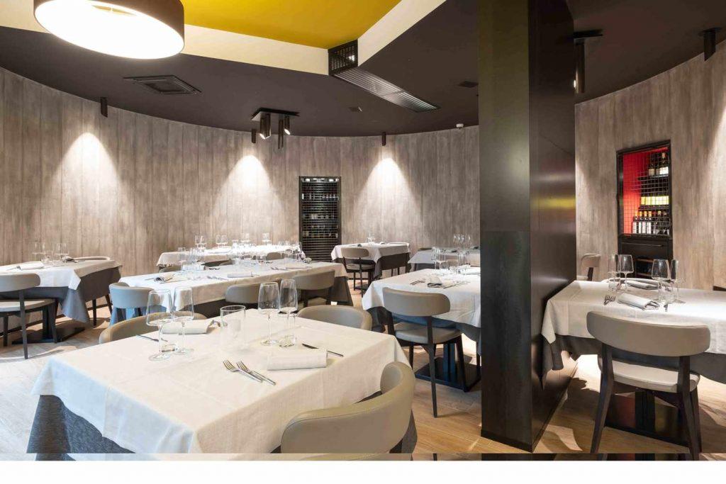 Cibo e nuvole, il ristorante Forc Eat a Fontanafredda