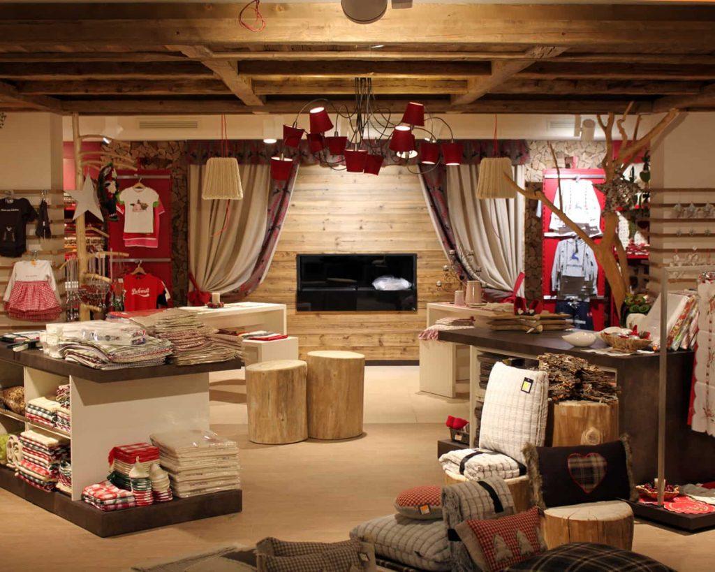 come attirare clienti in negozio, negozio di abbigliamento in Alto Adige, COMINshop