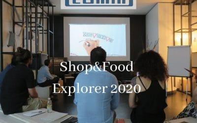 Shop&Food Explorer, formazione per negozi e ristorazione
