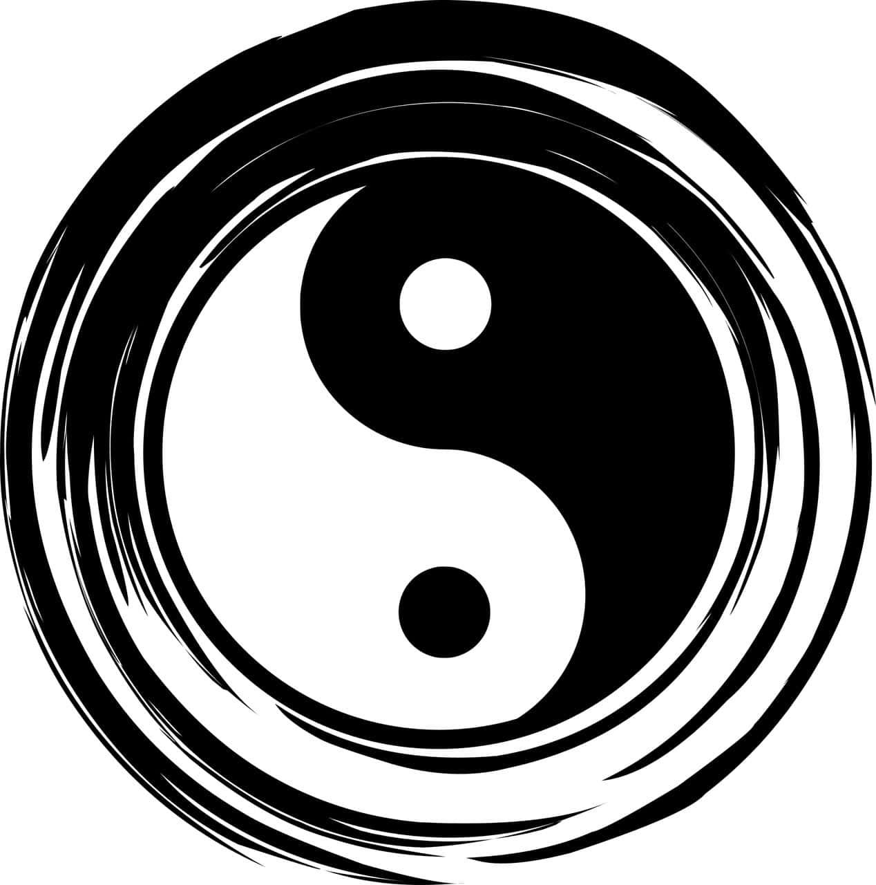 design-di-un-negozio,-simbolo-del-Tao