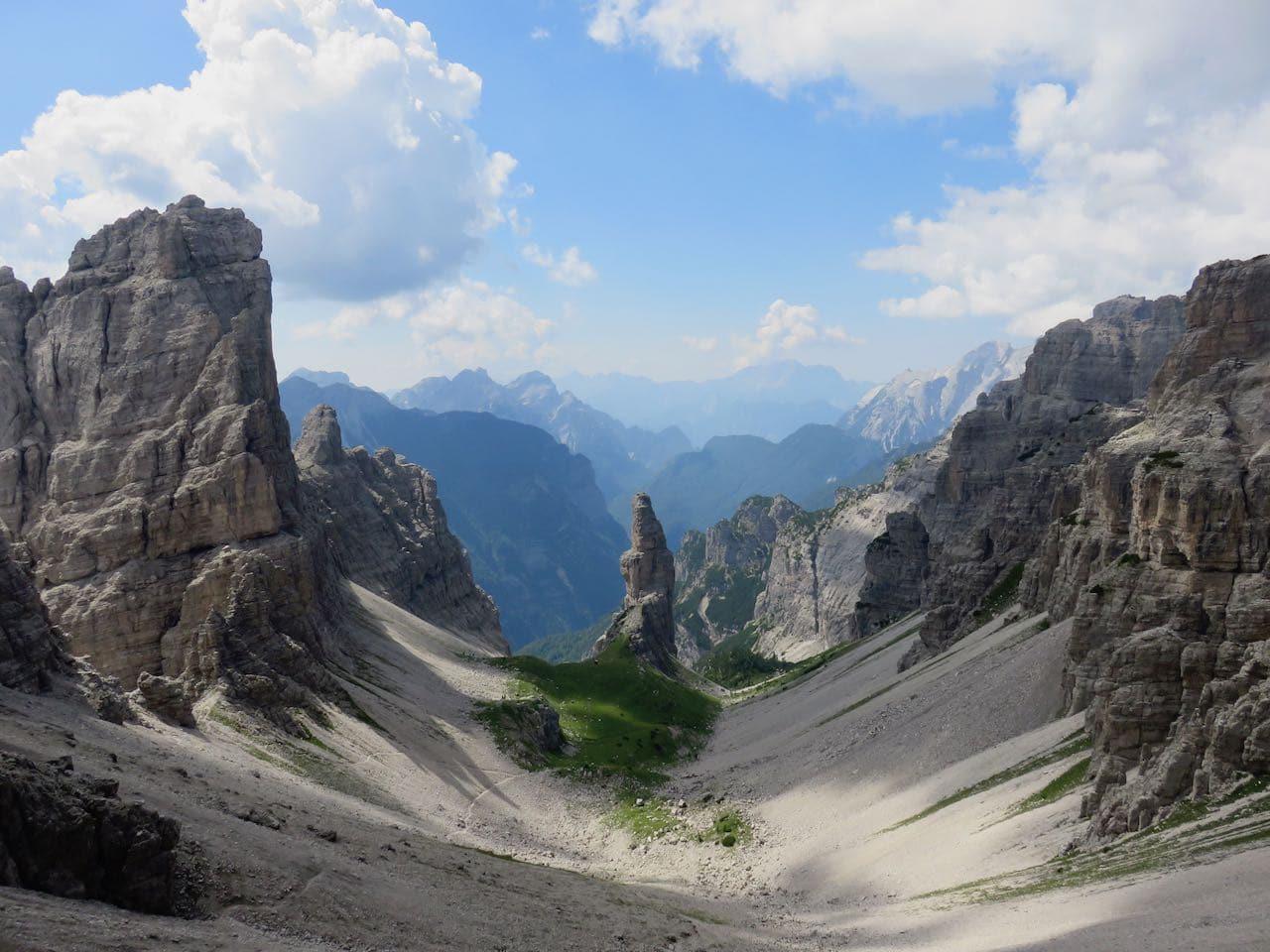Campanile di Val Montanaia, foto di Luca Vivan, Dolomiti Friulane, blog COMINshop