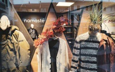 Esperienza in negozio: il progetto Namasté
