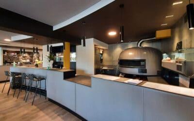 Il restyle di un ristorante in Friuli, una storia di rinnovo totale